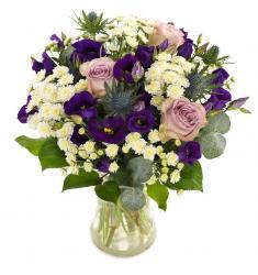 Floral Blue (G)