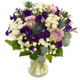 Floral blue (NL)