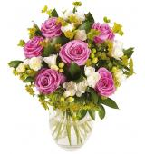 Bouquet in Pink-White