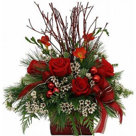 Christmas  Eve Arrangement
