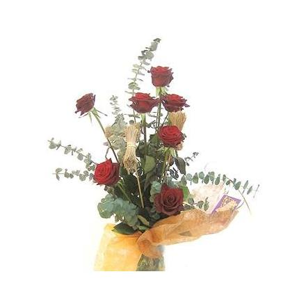 Arrangement in a glass (BG)