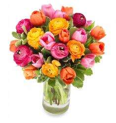 Μπουκέτο Flowering Inspiration(F)