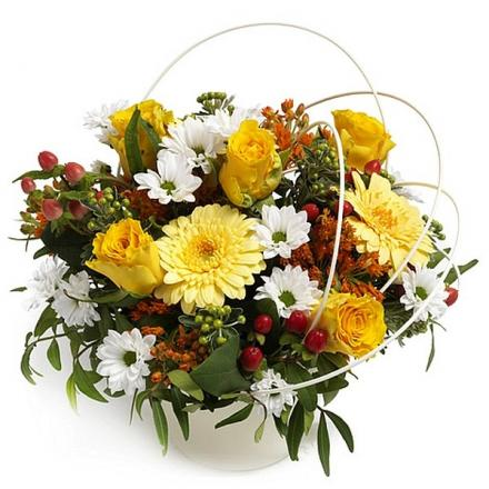 Το Καλάθι της Χαράς - Διάφορα λουλούδια (μόνο για Ελλάδα)