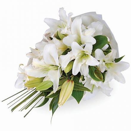 Bouquet with Lilium