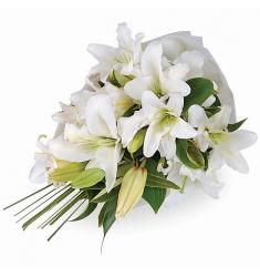 Bouquet with Lilium