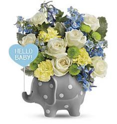 Hello Sweet Baby - Blue  (Αμερική)