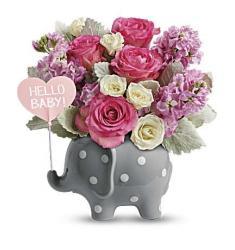Hello Sweet Baby - Pink  (Αμερική)