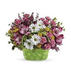 Basket Of Beauty Bouquet  (Αμερική)