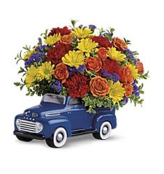 '48 Ford Pickup Bouquet  (Αμερική)