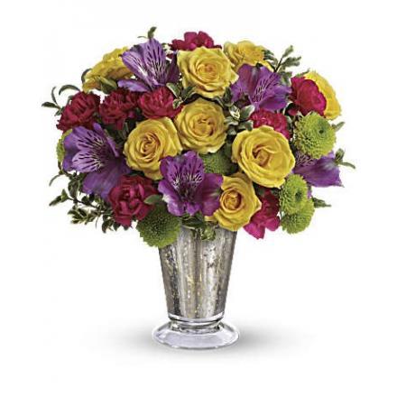 Fancy That Bouquet (Αμερική-Καναδάς)