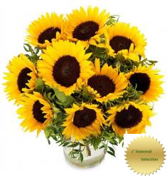 Bouquet of Sunflowers (PL)