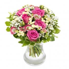 'Pink's thought'Bouquet (PL)