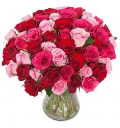"""Rose petals"" Bouquet (PL)"