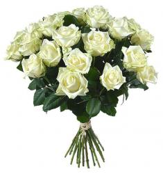 White Roses Bouquet (SP)