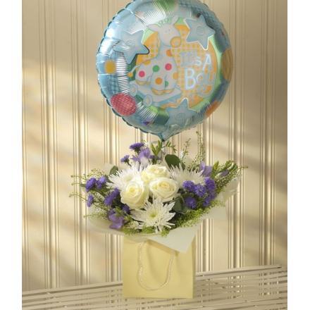 Blue Lullaby Gift  (UK)