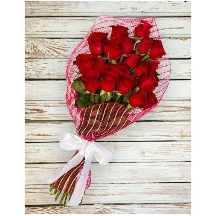 21 Red roses (TR)