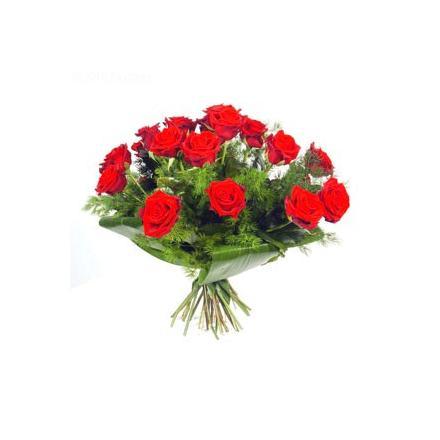 12 Κόκκινα Τριαντάφυλλα