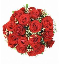 18 Red Roses (lucky) Bouquet