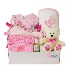 Baby Girl Gift Box (UK)