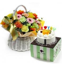 Λουλούδια και Γλυκό (KR)