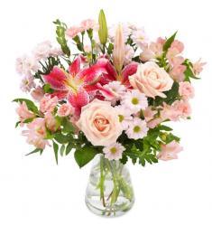 Pink florist surprise (B)