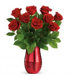 Rouge Romance Bouquet  (Αμερική-Καναδάς)