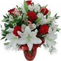 Christmas Fest Bouquet cosmoflora