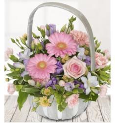 Pastel Delights Basket (UK)