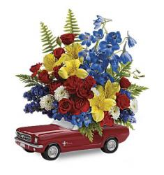 '65 Ford Mustang Bouquet  (Αμερική)