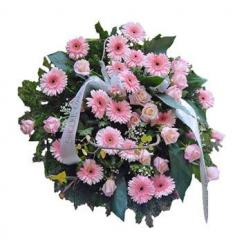 Pink wreath (SR)