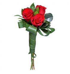 Three red roses bq (SR)
