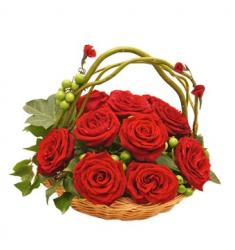 Red basket (SR)