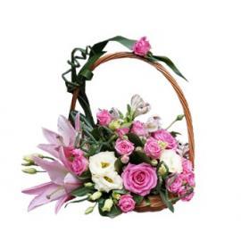 Pink basket (SR)