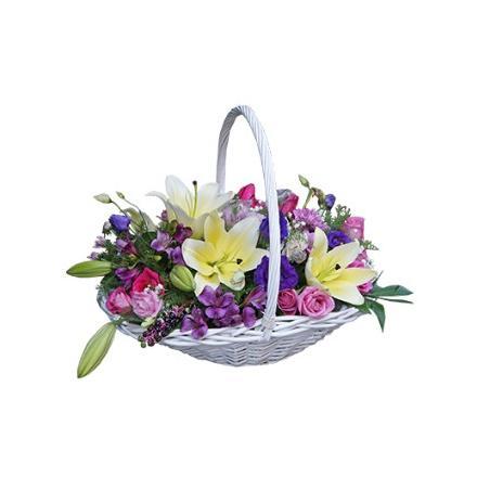 Irresistible basket (SR)
