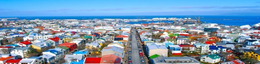 Iceland via Denmark