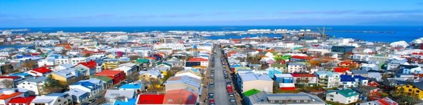 Ισλανδία μέσω Δανίας