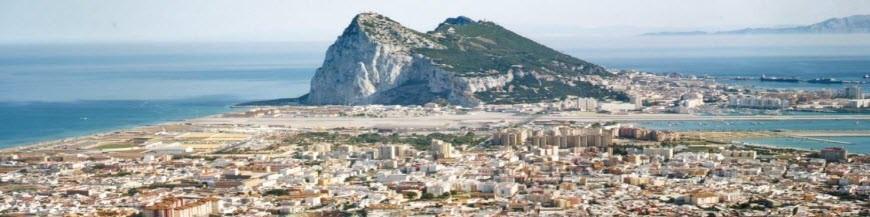 Gibraltar via Spain