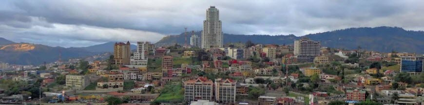Honduras via USA