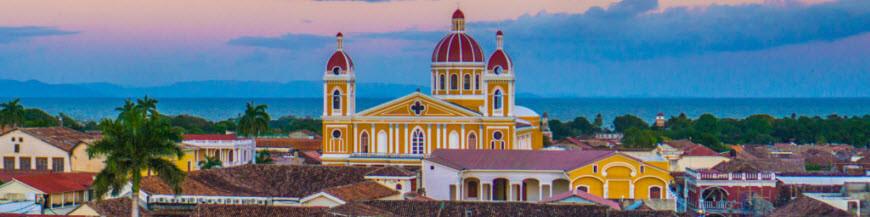 Nicaragua via URUGUAY