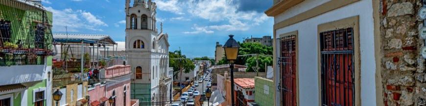 Dominican Republic via Uruguay