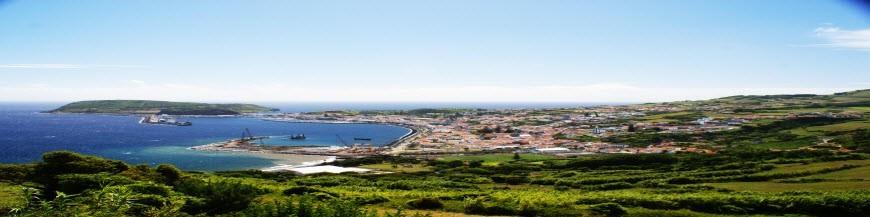 Azores Islands  via Portugal